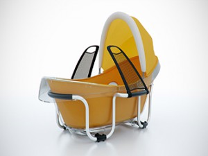 Moses Basket Product Launch