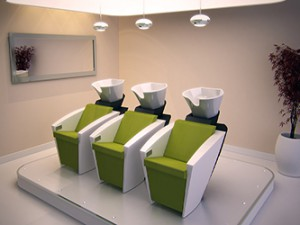 Salon Washstations for Studio Brochure