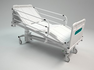 Hospital Bed for Advanced Care